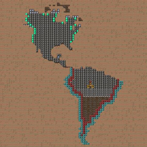 Crazy Crystals A21 The Americas