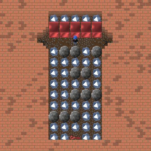 Crazy Crystals 24 Air Raid Bunker