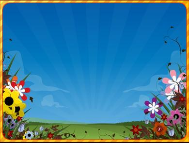 Flowers theme DB