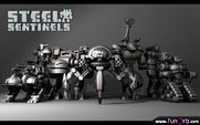 Funorb steelsentinels lineup 1280x800