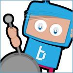 Funorb brick a brac blue icon