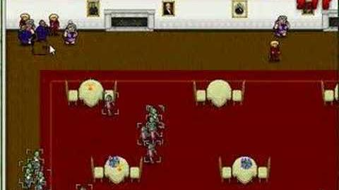 Zombie Dawn - White House - Level 3