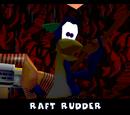 Raft Rudder