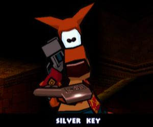 SilverKeyVR