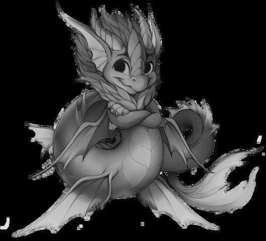 File:Mermaid dragon base.png