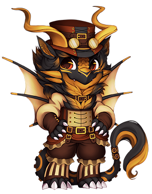 File:Steampunk dragon.png