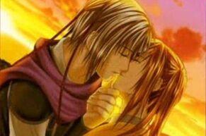 Shigi mariko kiss