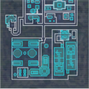 Offworld Plaza Map