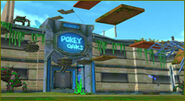 Pokey Oaks North infected zone