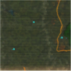 Prickly Pines Map