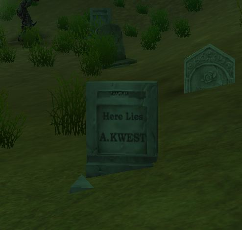 Here Lies A. Kwest