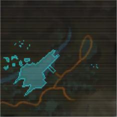 Forsaken Valley Map