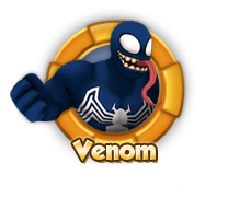 Venom playable