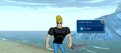 Johnny Bravo At Orchid Bay