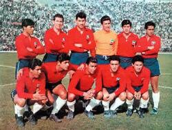 Selección chilena 1962