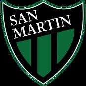 Escudo original San Martin SJ