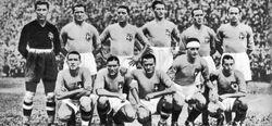 Italian football team 1934