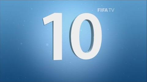 WORLD CUP HISTORY Top 10 Goals - Toe-pokes