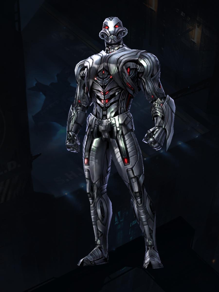 Image Ultron Mark 3 Png Future Fight Wikia Fandom
