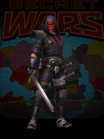 Red Skull Secret Wars