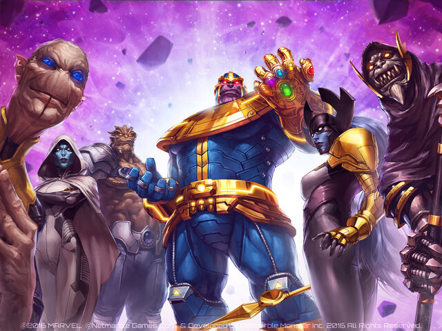 File:Marvel Future Fight The Black Order Wallpaper.jpg