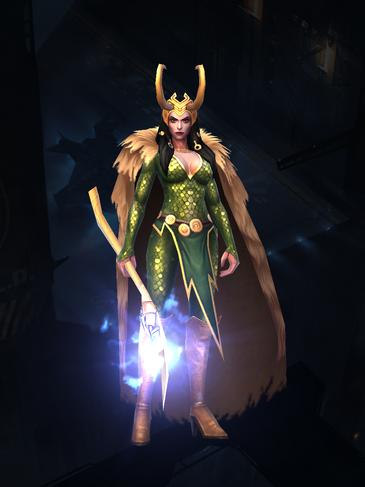Loki Lady