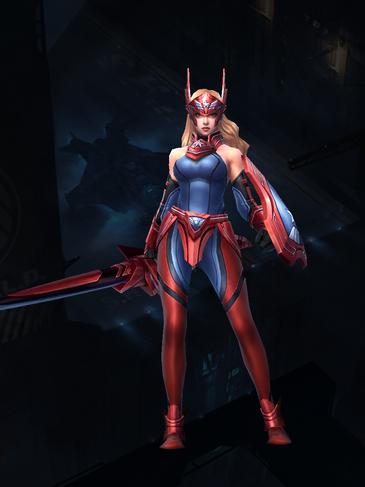 Captain America Sharon Rogers