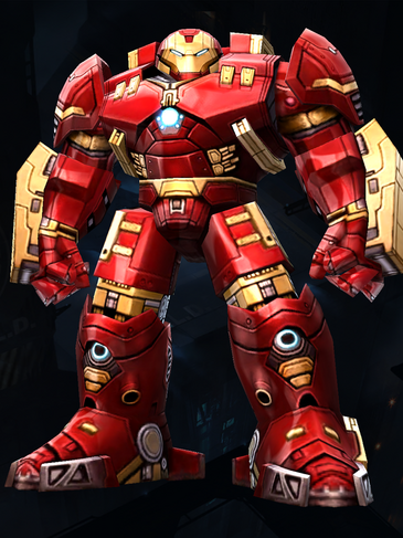 Iron Man Mark 44 (Hulkbuster)