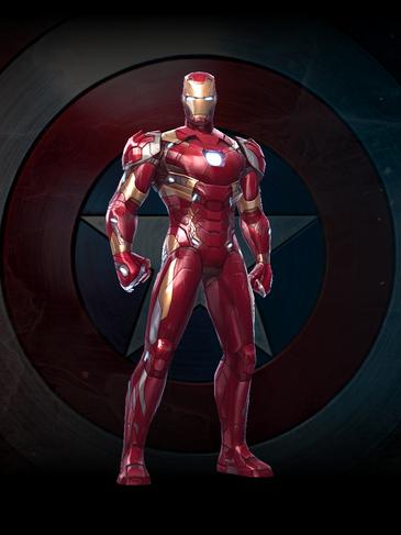 IronMan Civil War