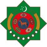 Turkmen coat of arms