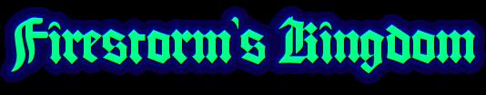 Firestorm's Logo 1.0
