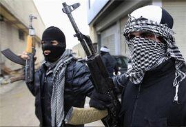 ISISMilitants
