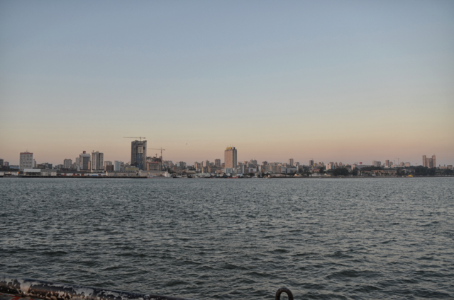 File:Maputo seen from Katembe 2014.png