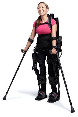ExoSkeletonSuit