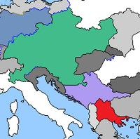 Map of Austria 2251,5