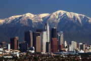 LA Skyline Mountains2