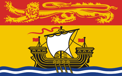 File:Flag of New Brunswick.png