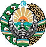 Uzbek coat of arms