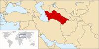 Turkmen global map