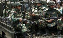 Bangladesh soldiers