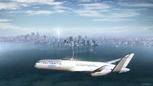 Future Airibus Plane