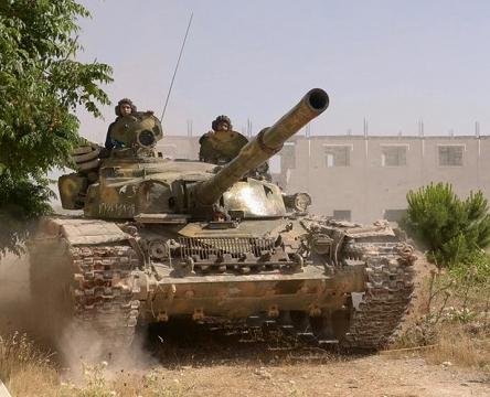 File:Tank in Iran.png