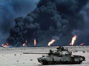 Lion of Babylon tank