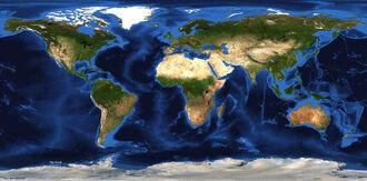 The world geo lg