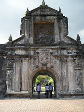 File:170px-Fort Santiago Gate.jpg
