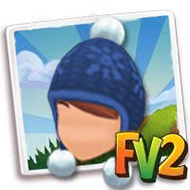 Female Snow Hat
