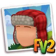 Male Ear Flap Hat