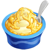 Honey Custard
