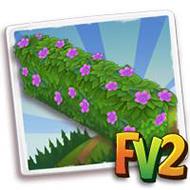Floral Hedge