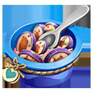 Heirloom Eggplant Ratatouille